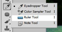 photo 4 ruler tool