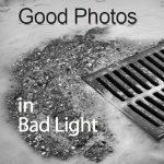 good photos in bad light