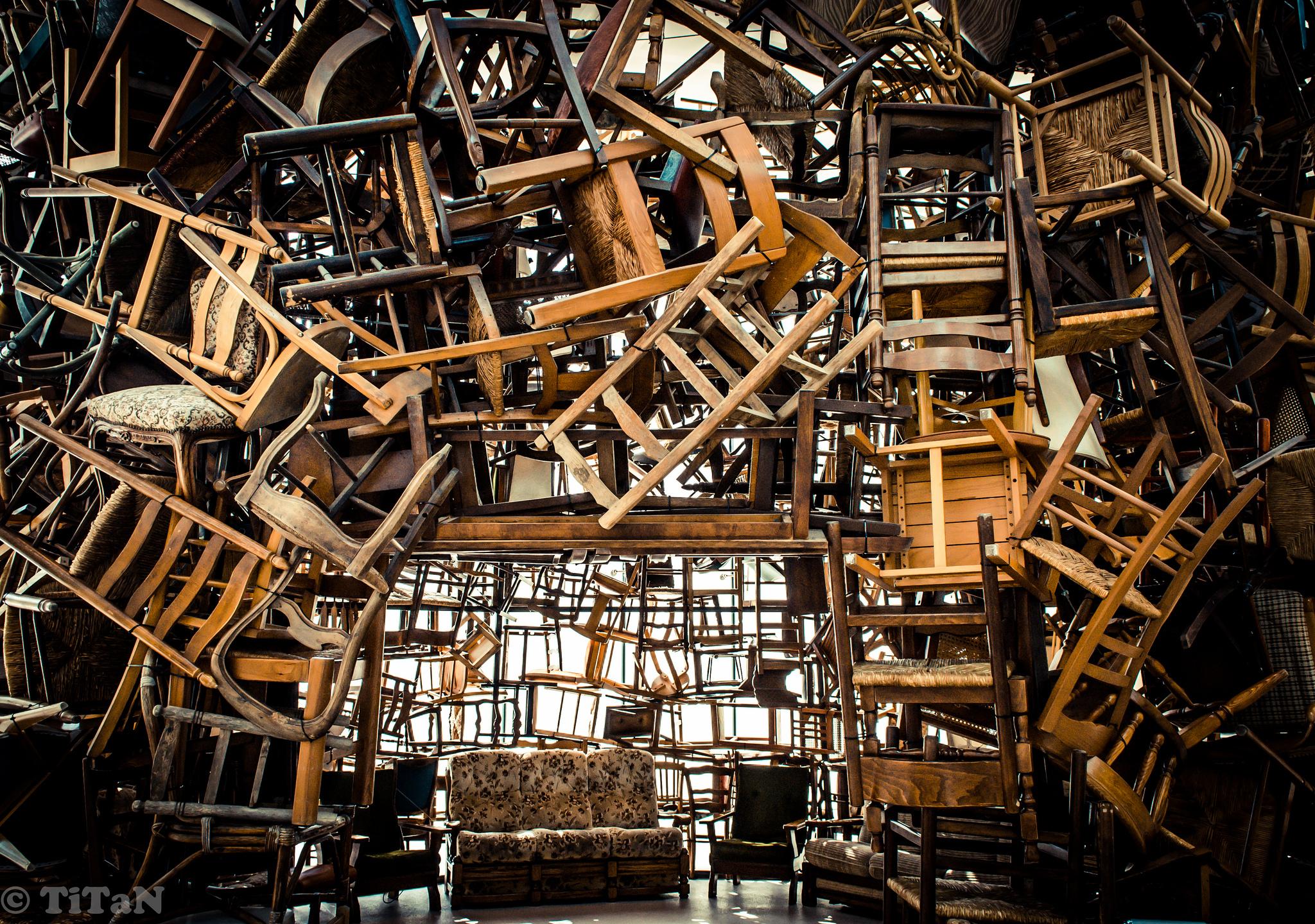 Chairs Family by Amgad Fahmi