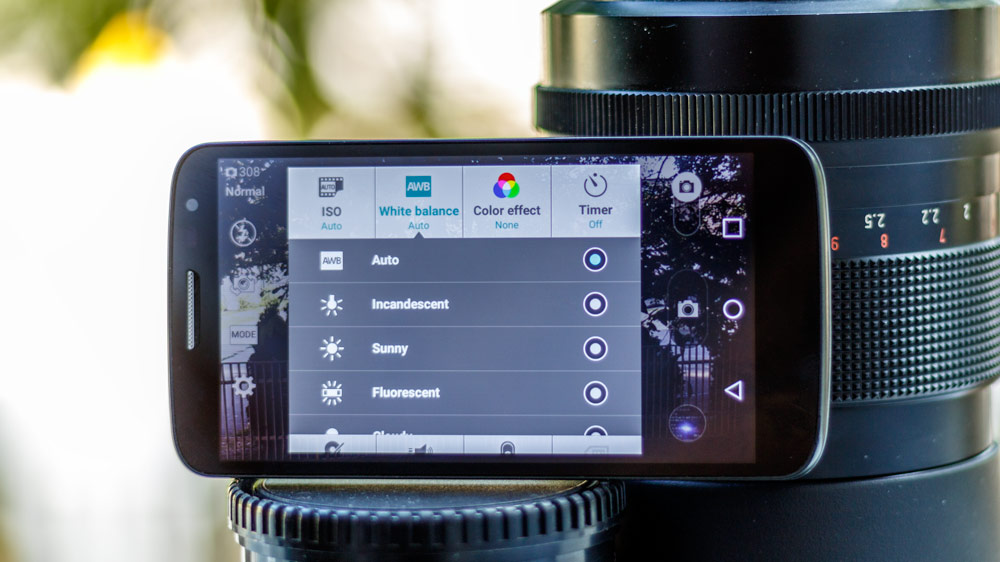 smartphone photography issues