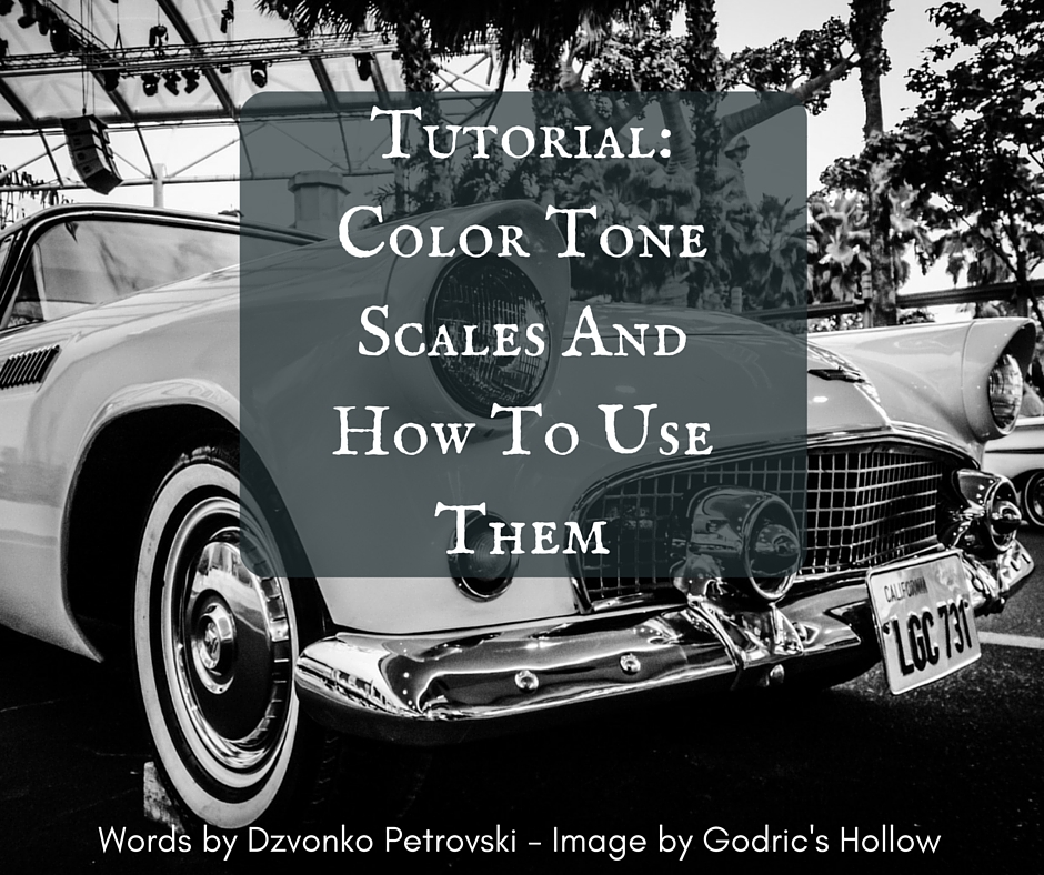 Tutorial: Color Tone Scales And How To Use Them