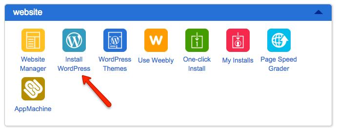 installwordpress