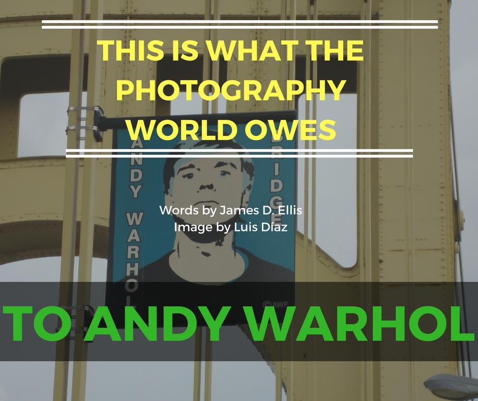 photography andy warhol