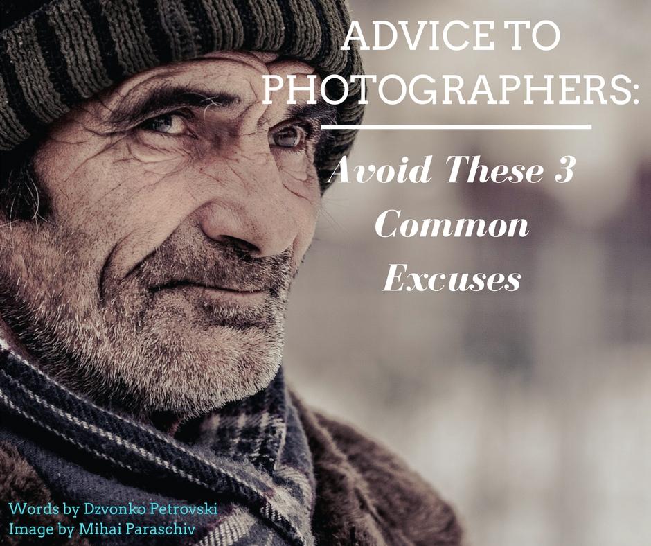3 Common Excuses
