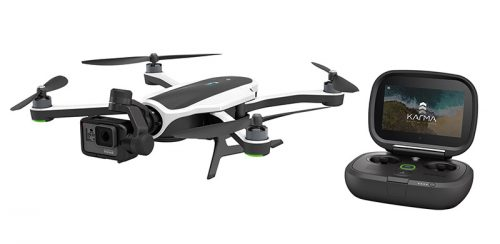GoPro chasing down DJI in the drone market