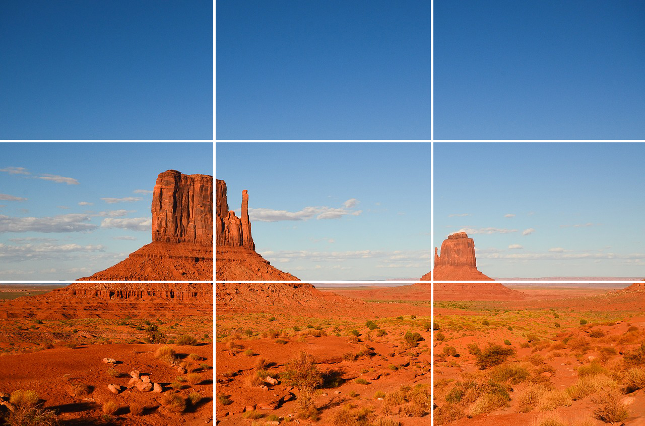 rule of thirds_landscape photography