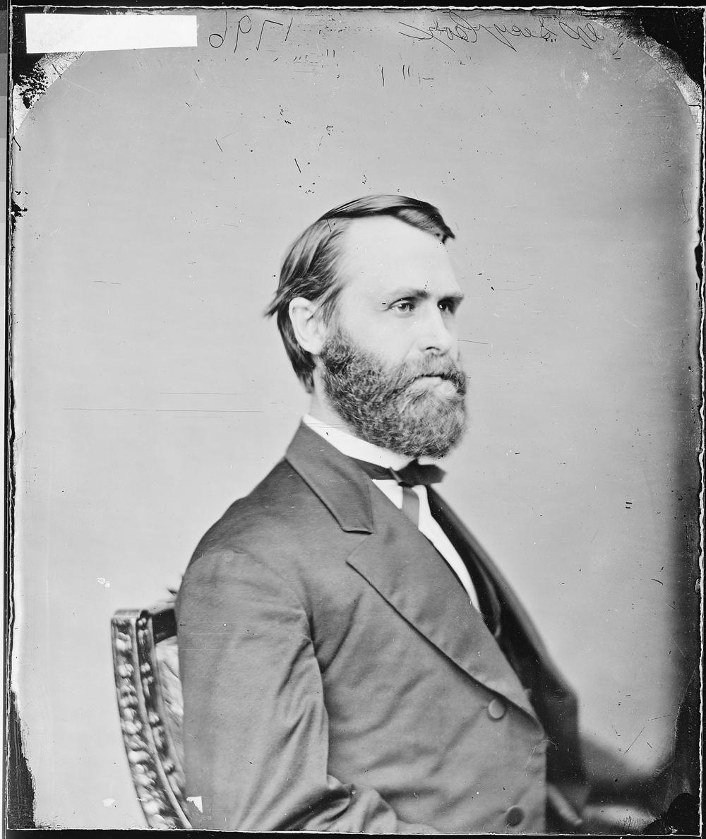 Gen. Jacob D. Cox