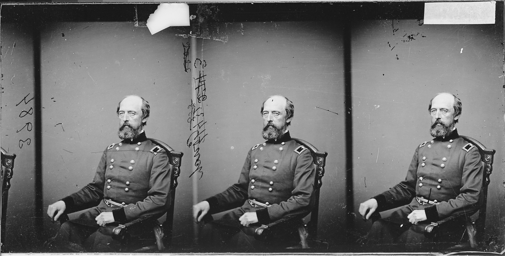 Gen. George Morrell