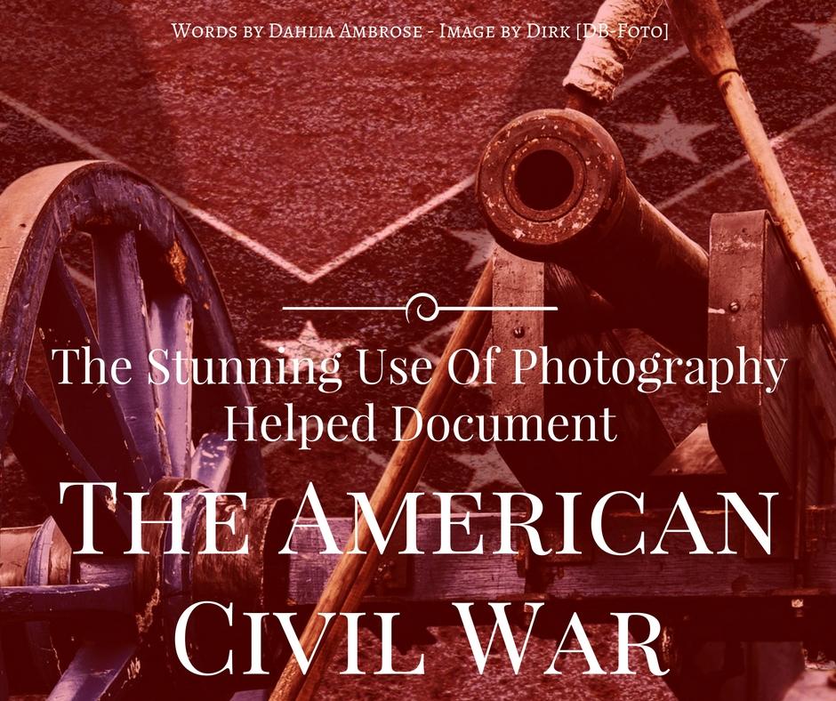 american civil war photography