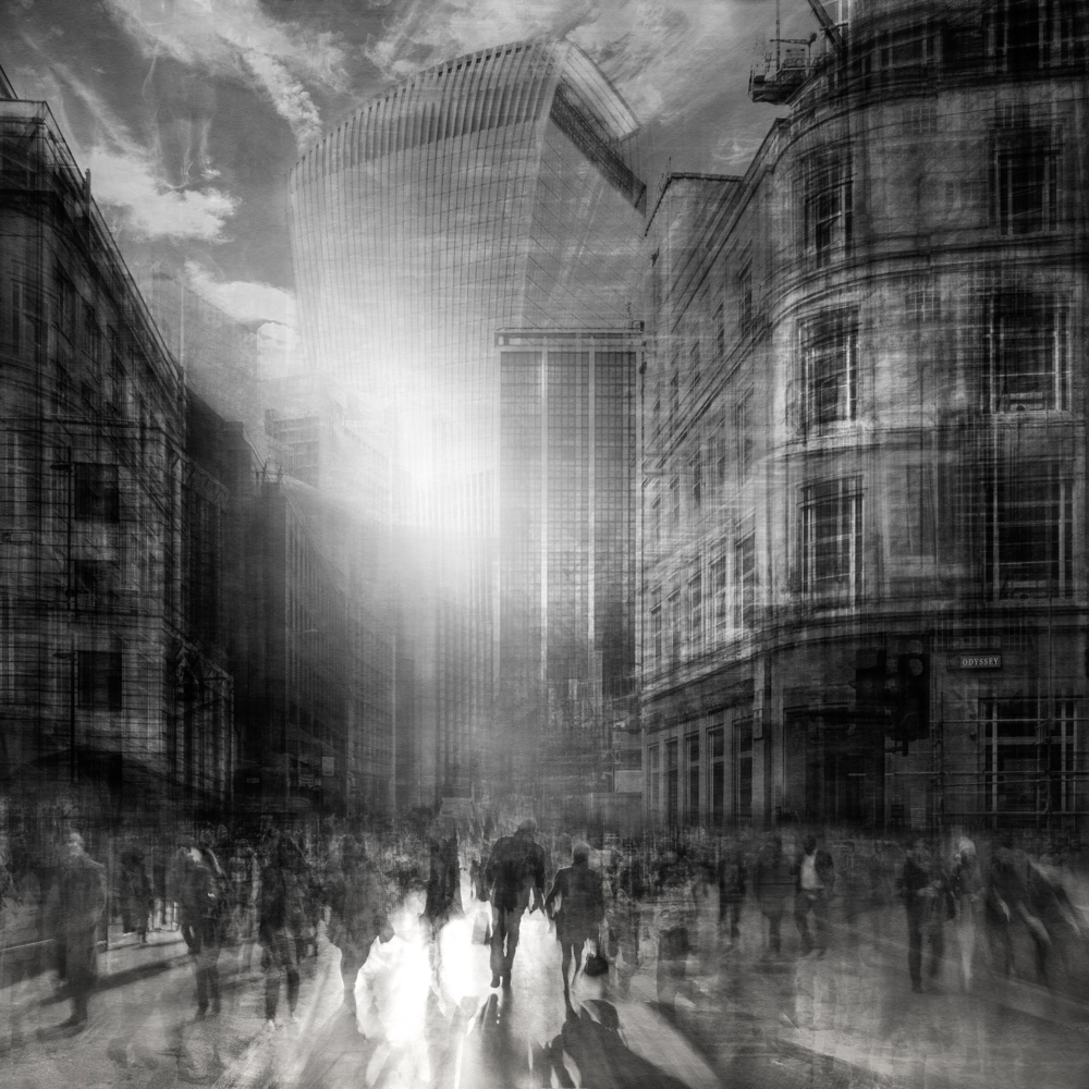 Urban Etching Odyssey - Image by Grant Legassick