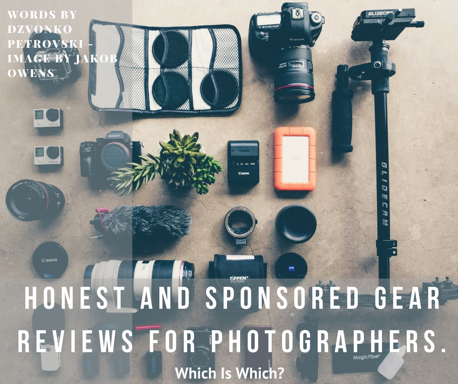 photography equipment reviews