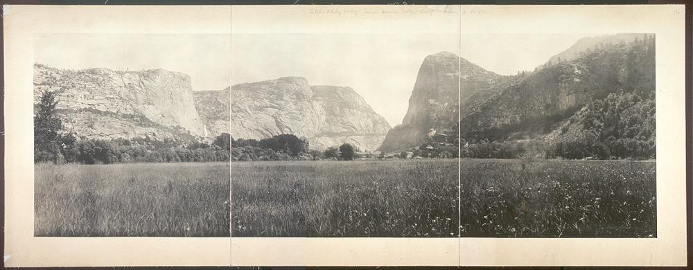 Hetch - Hetchy Valley, Sierra Nevada Mts., Calif.