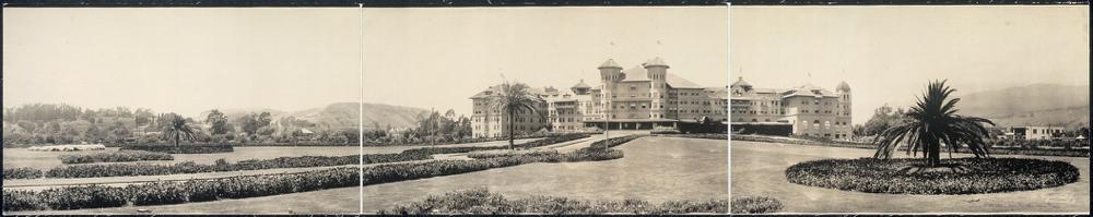 Hotel Potter, Santa Barbara