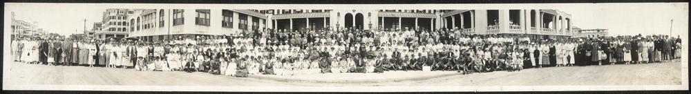 American Library Association, New Monterey Hotel, Asbury Park, N.J., June 25, 1919