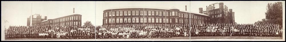 Employees, Dueber Hampden Watch Works, Canton, Ohio, Sept. 20, 1913