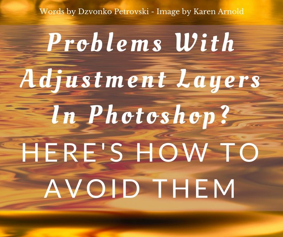 Photoshop Adjustment Layer Tutorial