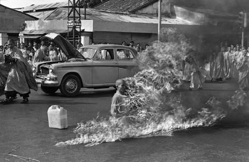 The Immolation Of Thích Quảng Đức – Malcolm Browne