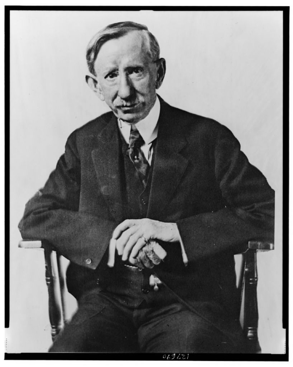 Frank G Carpenter