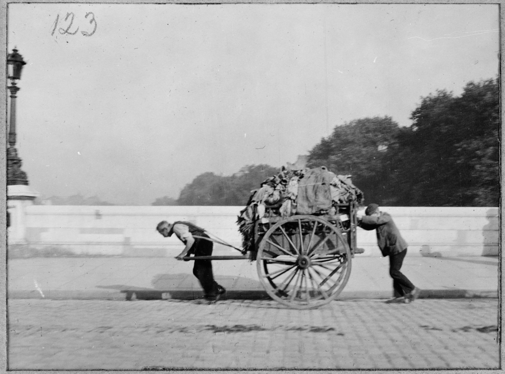 Paris, France, ca. 1920