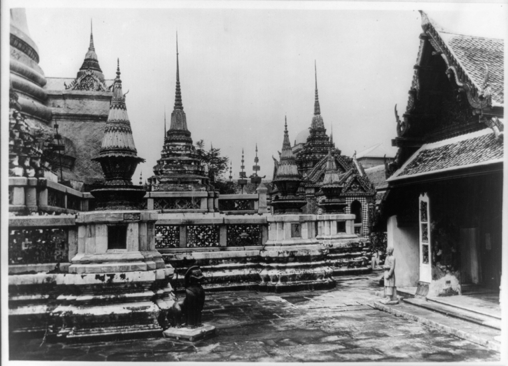 Photographic Views of Thailand
