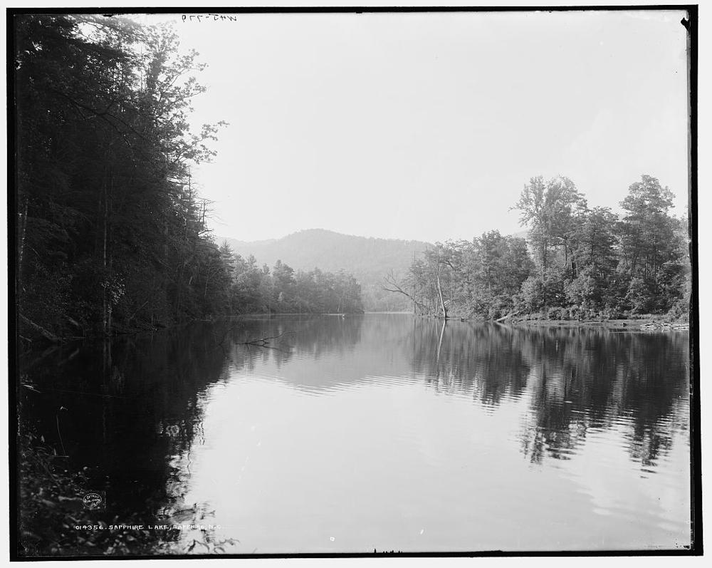 Sapphire Lake, Sapphire, N.C