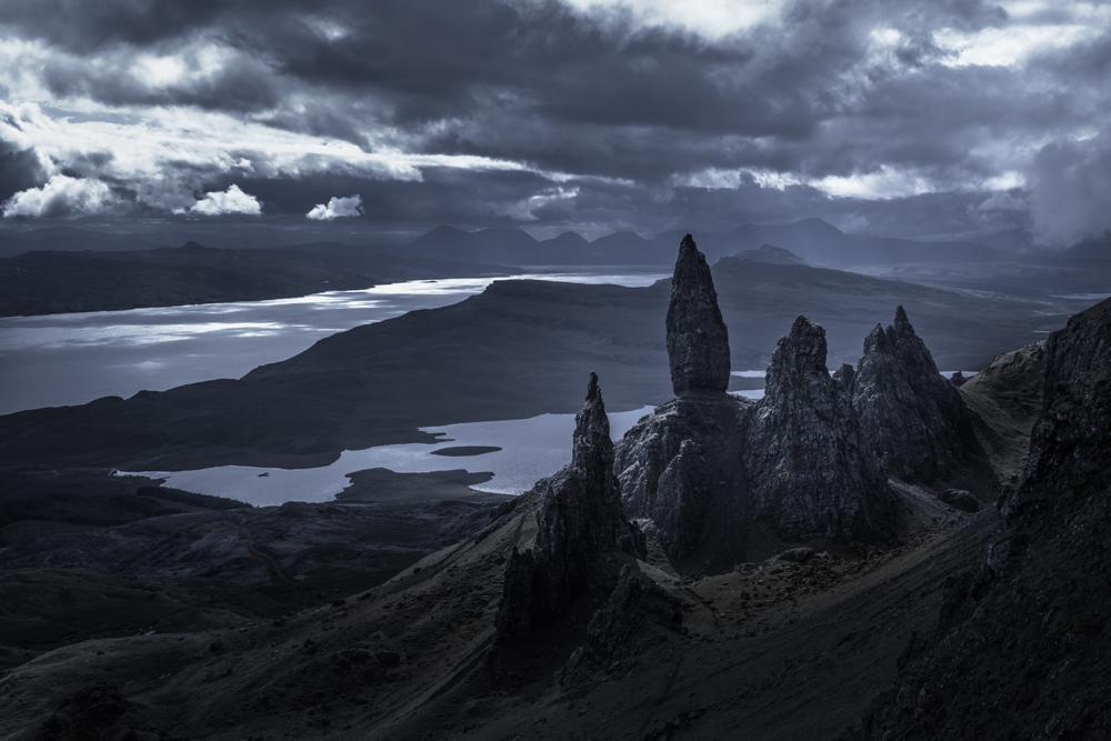 """""""The Old Man of Storr"""", Scotland"""
