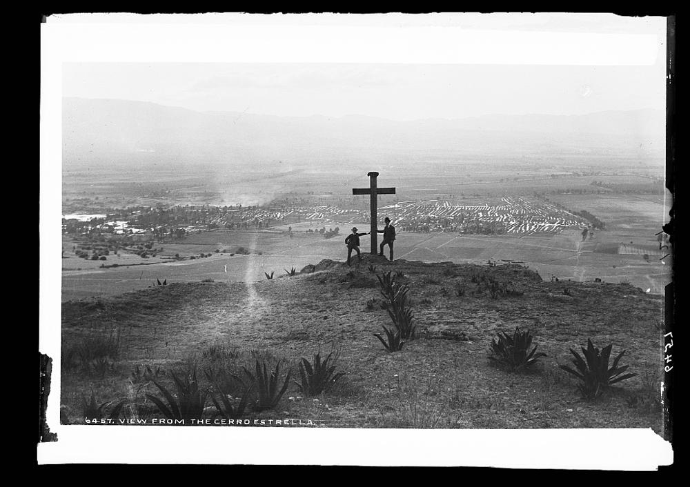 View from the Cerro Estrella