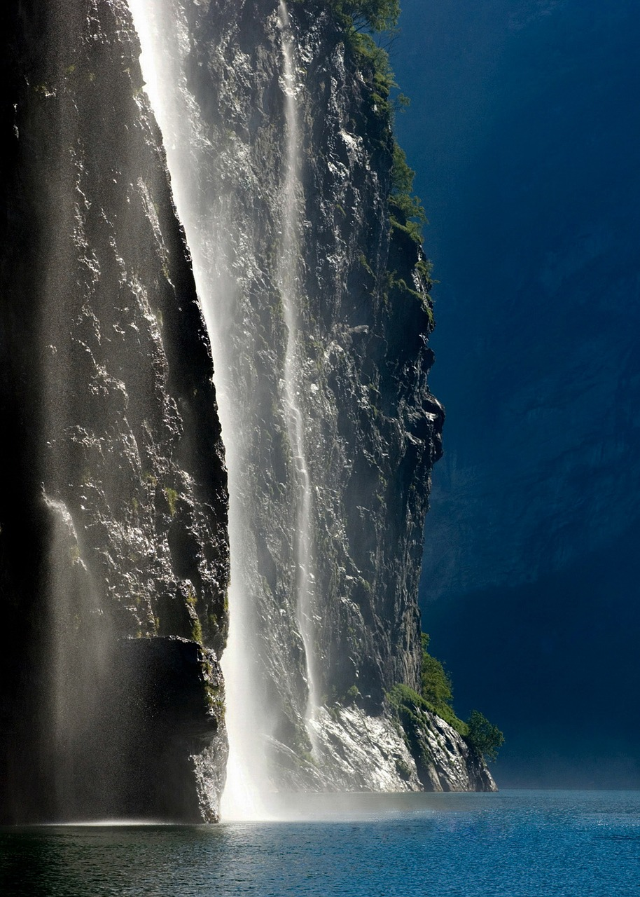 how to photograph vertical landscapes