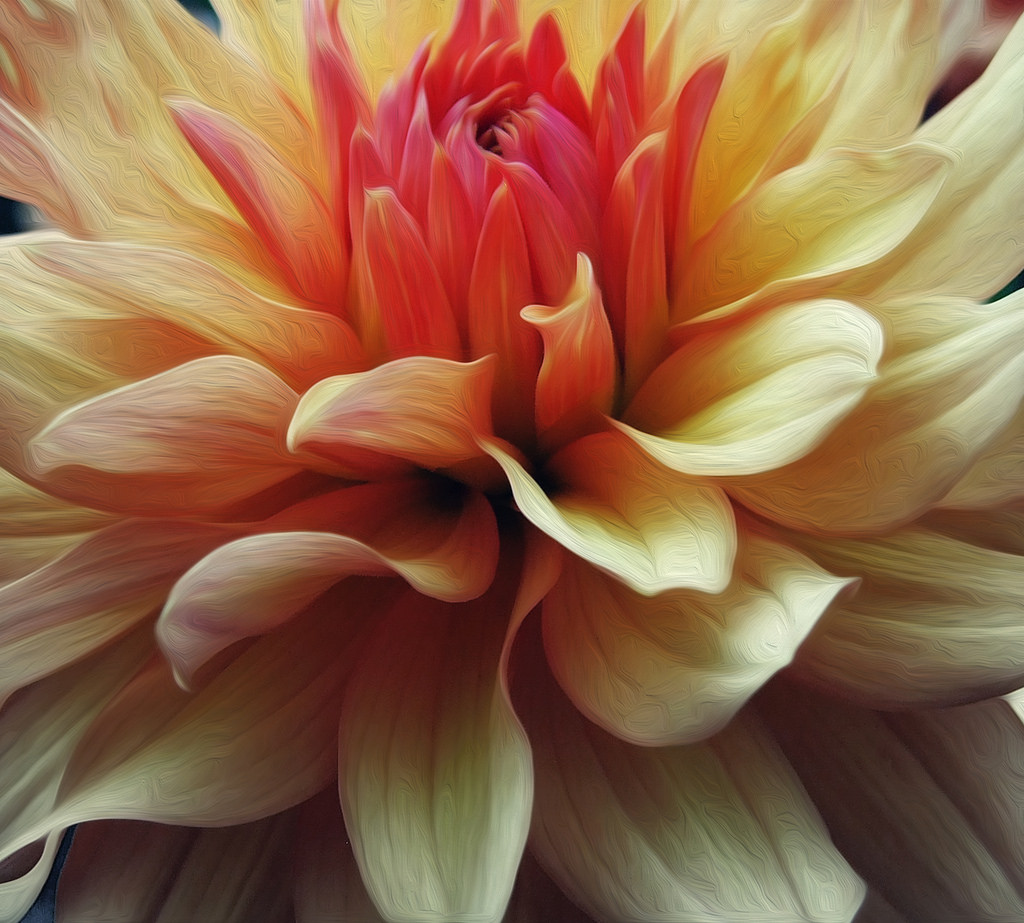 digital blending in photography