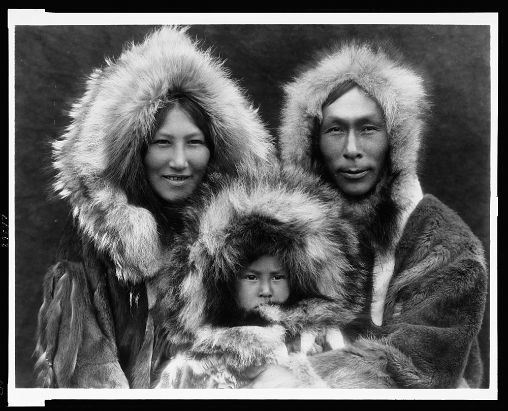 A family group--Noatak