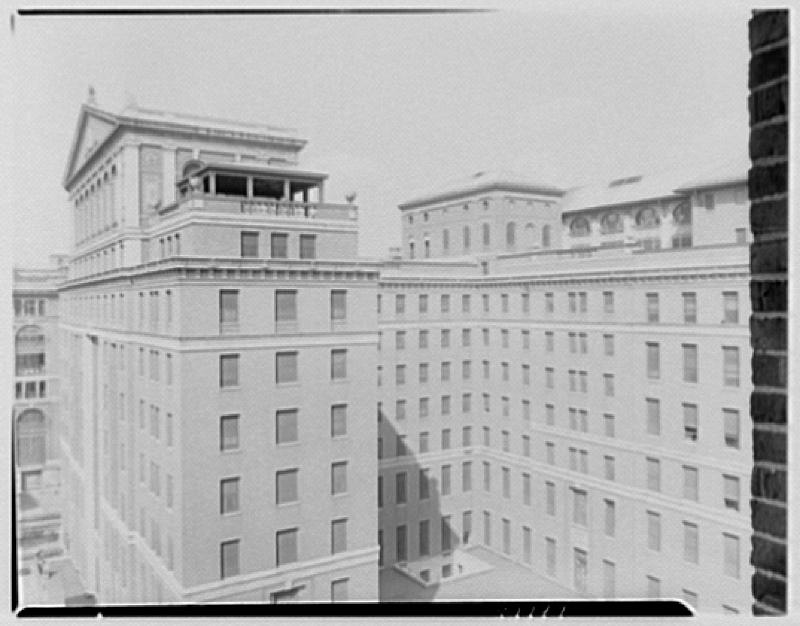 Bellevue Hospital, 28th St