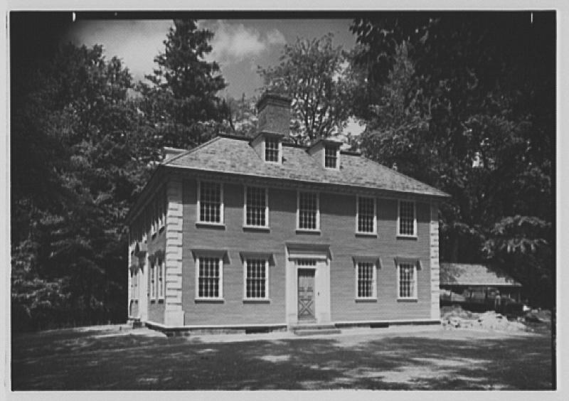 Deerfield, Massachusetts restoration