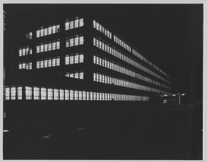 Esso Building, Baton Rouge