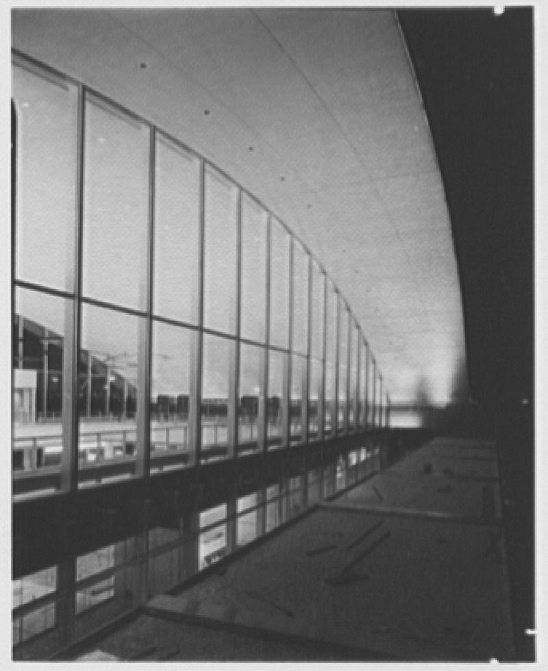 Idlewild Airport arrivals building