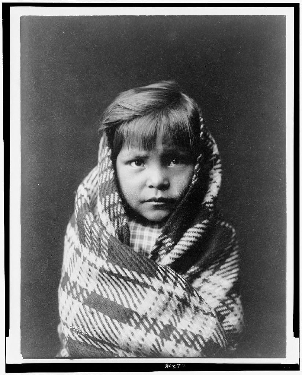 Navaho child