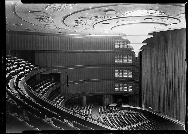Roxy Theatre, 49th Street