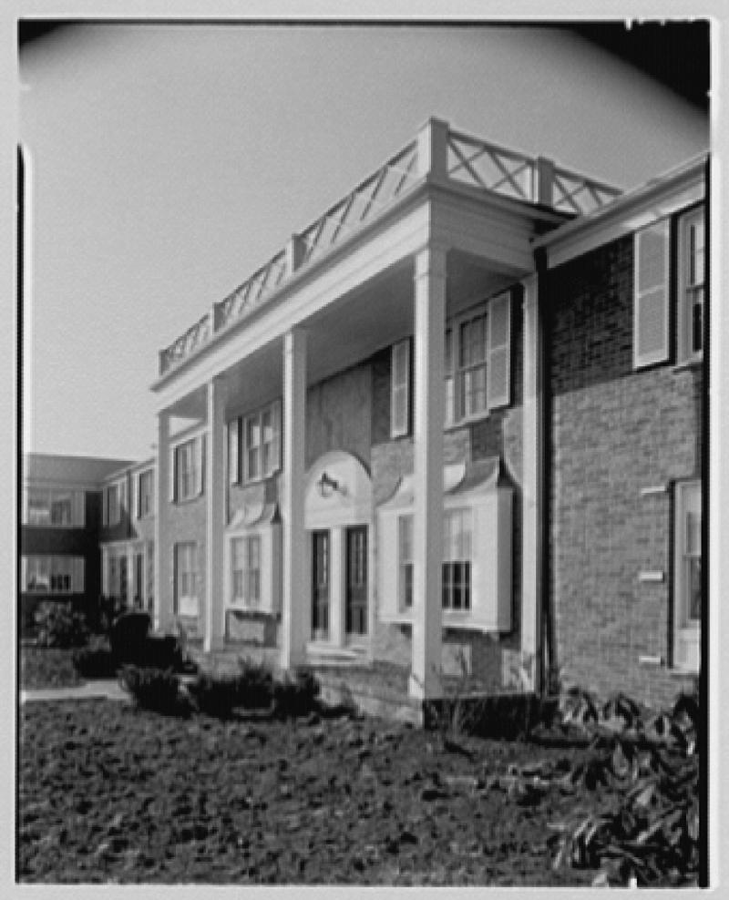 Warren J. Lockwood houses