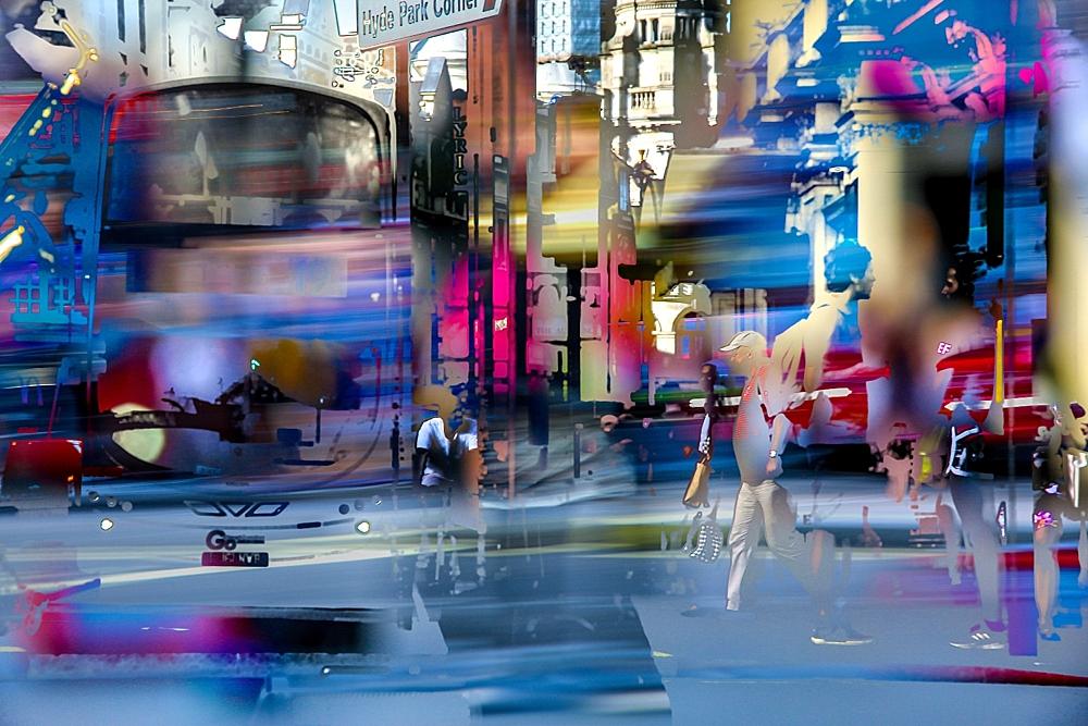 London Tourist VII