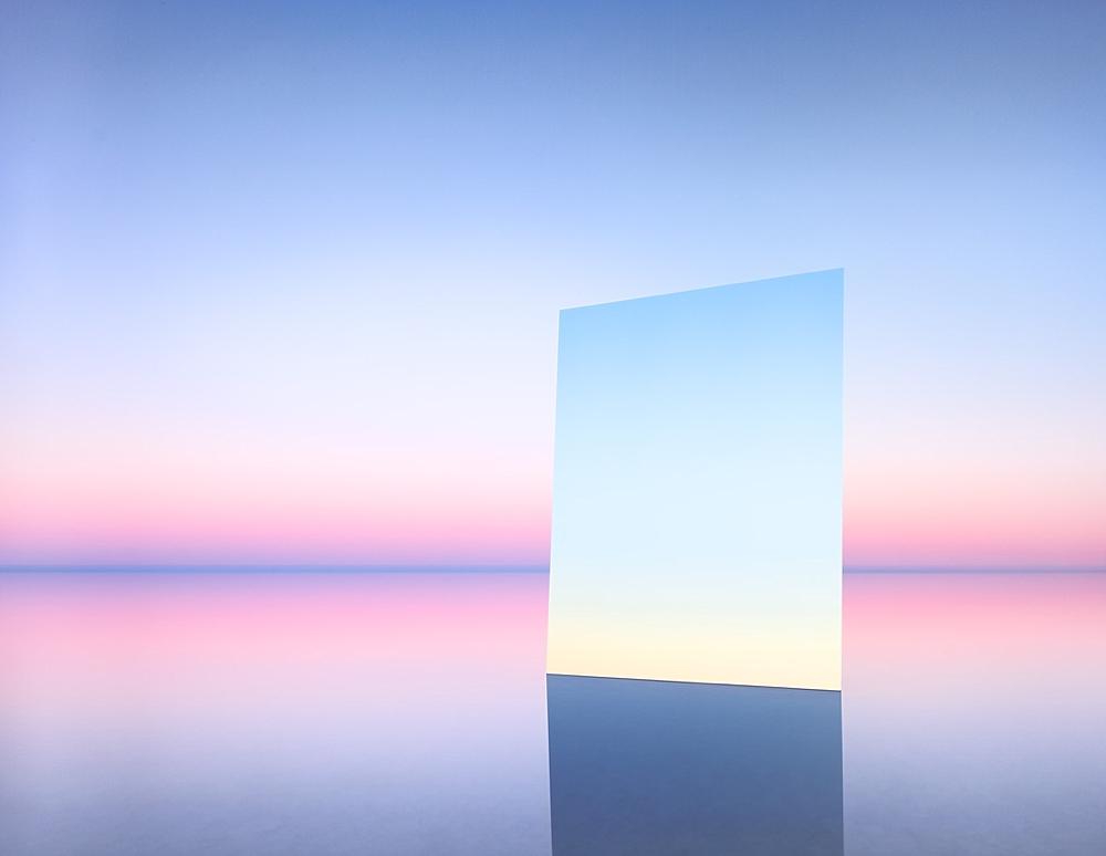 Mirror 12, 2017 © Murray Fredericks, Courtesy of Hamiltons Gallery, London