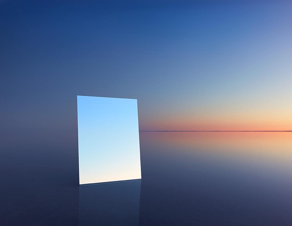 Mirror 13, 2017 © Murray Fredericks, Courtesy of Hamiltons Gallery, London