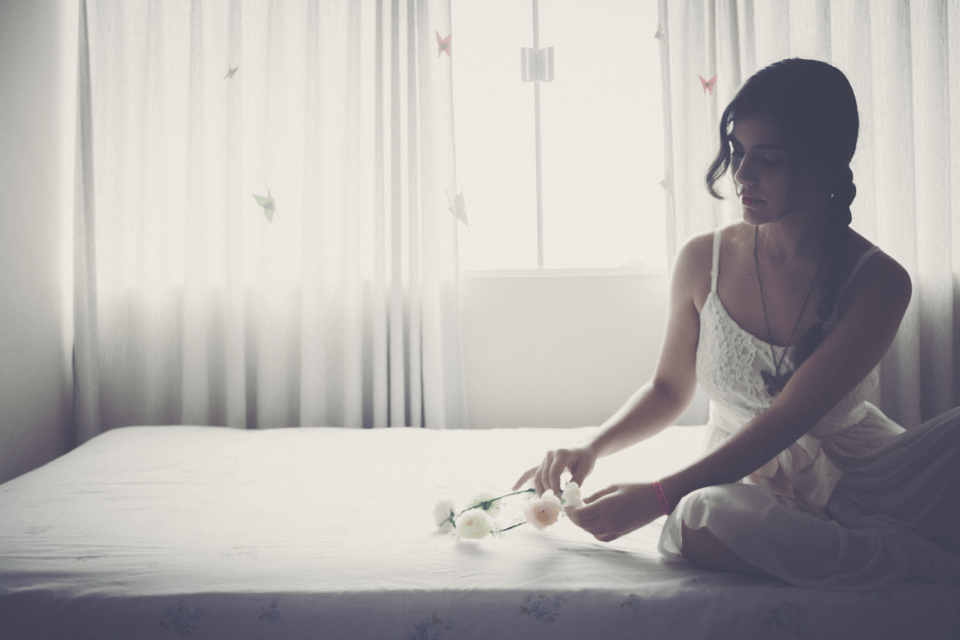 Boudoir photography by Aily Torres