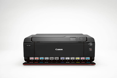 Canon ImagePrograf Pro-1000 photograph printer