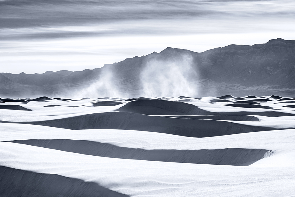 Restlessness, White Sands NM, New Mexico, USA