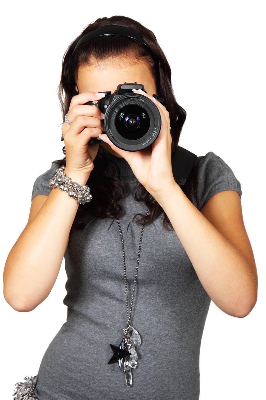 camera digital equipment female 41525