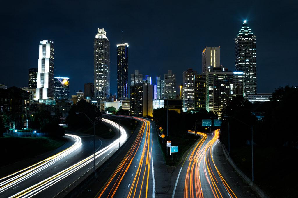 City Lights by Joey Kyber