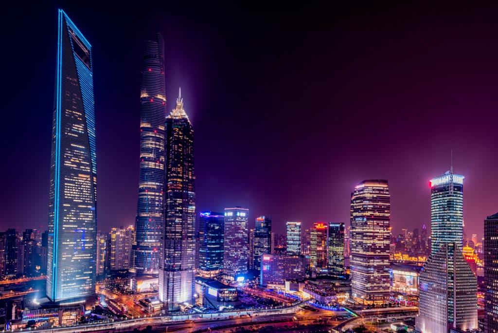 Cityscape by Pen Liu