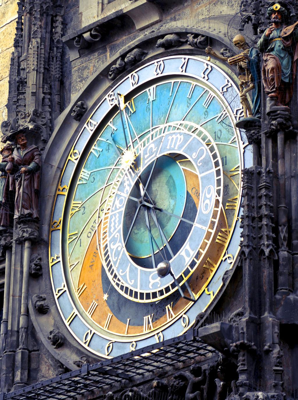 clock tower clock face